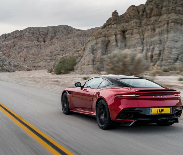 The New 2019 Dbs Superleggera Will Wrap Carbon Fiber Around A 5 2 Liter Bi Turbo V12 To Give The Vanquish S A Successor Worthy Of The Name