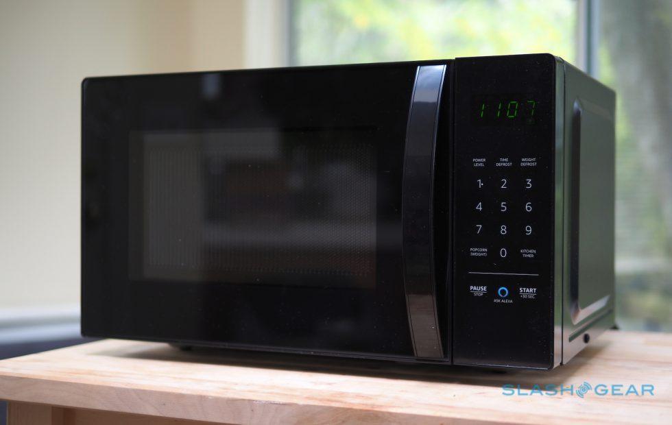 amazonbasics microwave review alexa