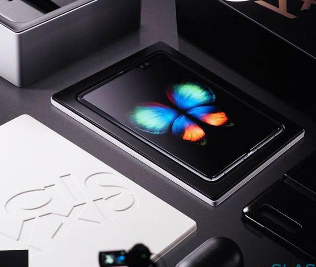 Galaxy Fold Att Pre Orders Have Been Cancelled