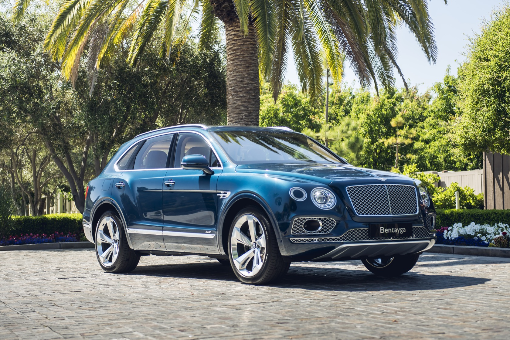 2020 Bentley Bentayga Hybrid First Drive Charged With