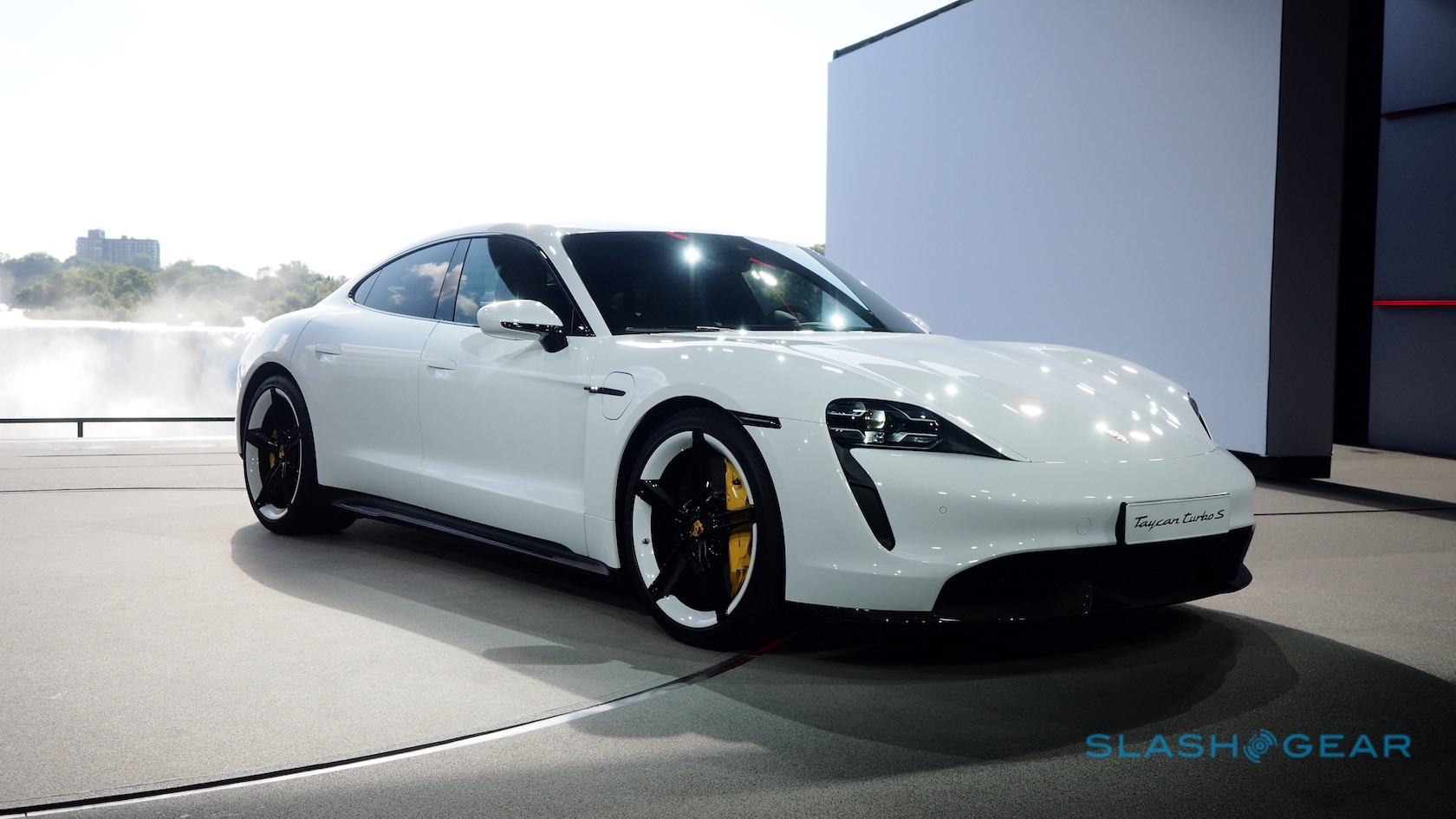 2020 Porsche Taycan Official Price Range Power And Tech