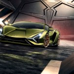 Lamborghini Sian Pairs V12 Power With Hybrid Tech Slashgear