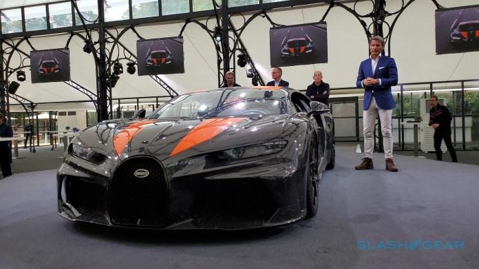 Bugatti Chiron Super Sport 300 Is A 3 9m Record Breaker You Can Buy Slashgear