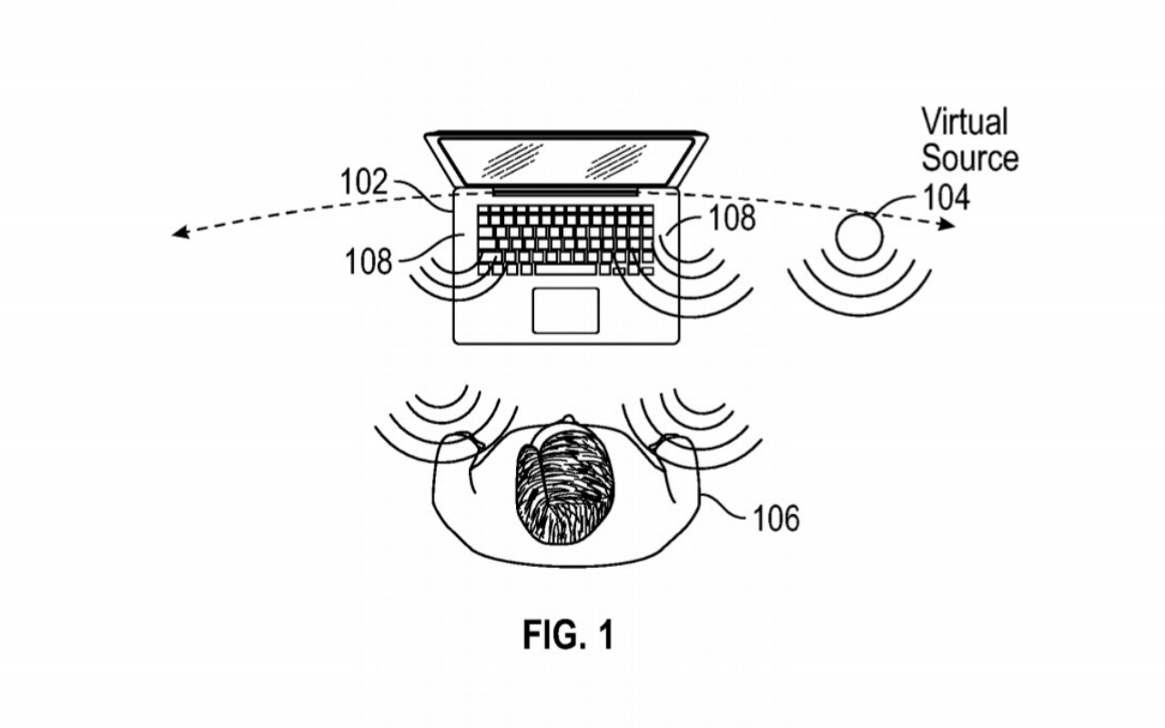 Apple Patent Makes Macbook Audio Sound Like It S Coming