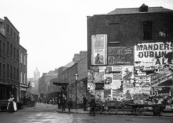 Patrick Street, Dublin c1898