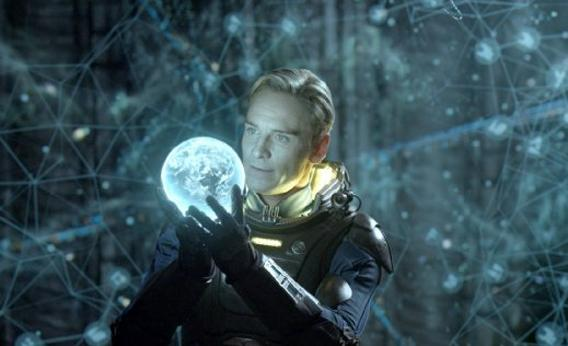 Prometheus drips with cool sci-fi stuff.