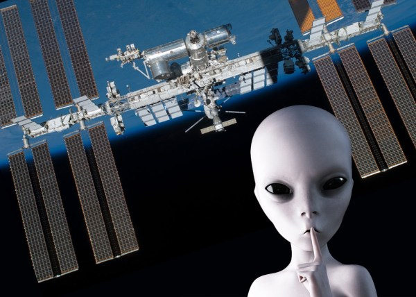 The bacteria clinging to ISS probably isn't alien life.