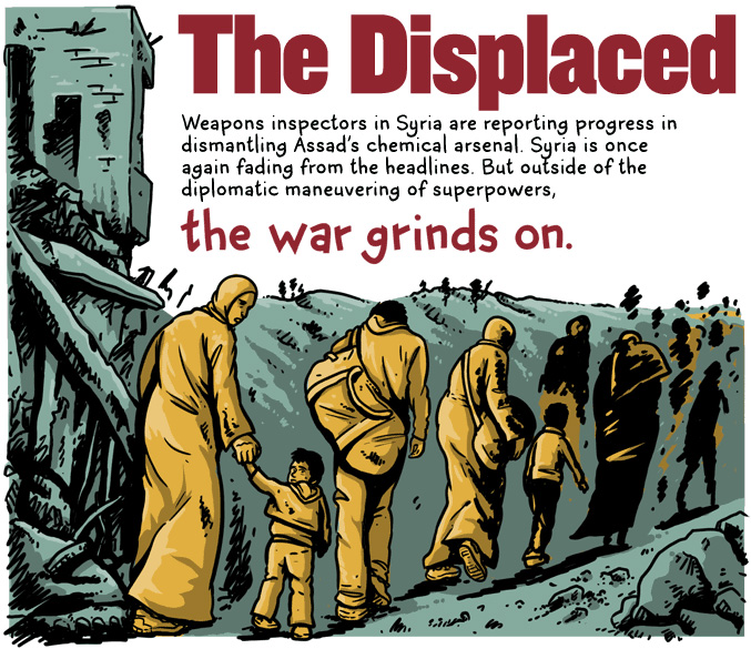 Image result for Syrian Refugee Crisis Political Cartoon