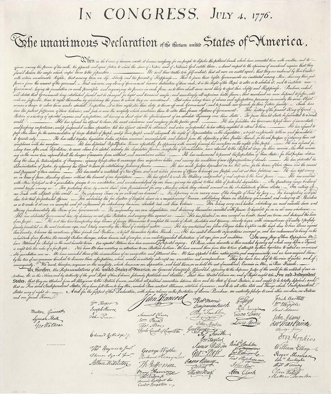 Declaration Original