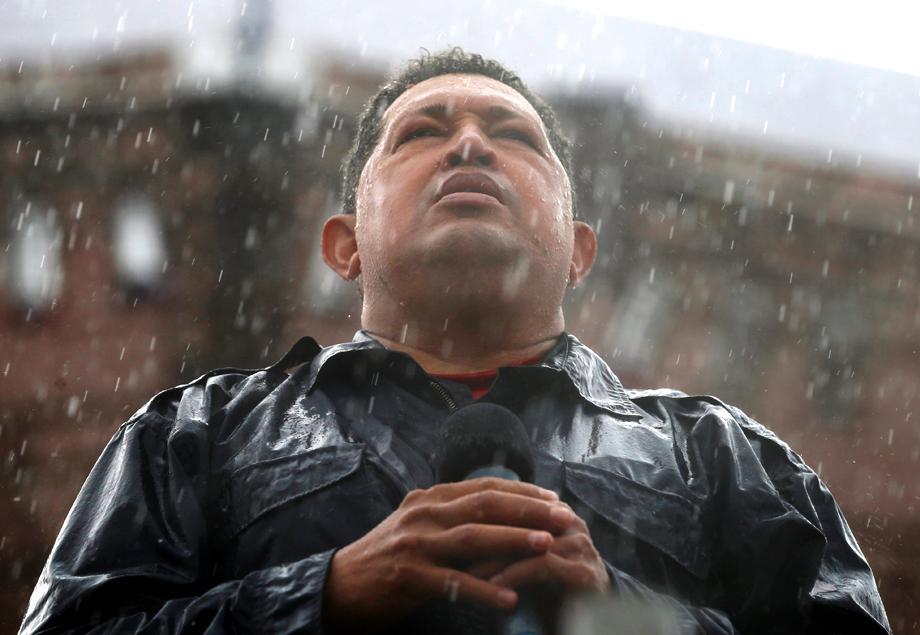 Znalezione obrazy dla zapytania Hugo Chavez