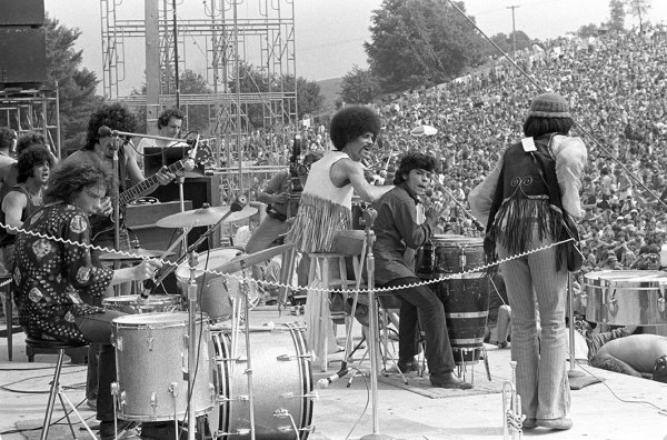 Baron Wolman's images of Woodstock and the bands he ...