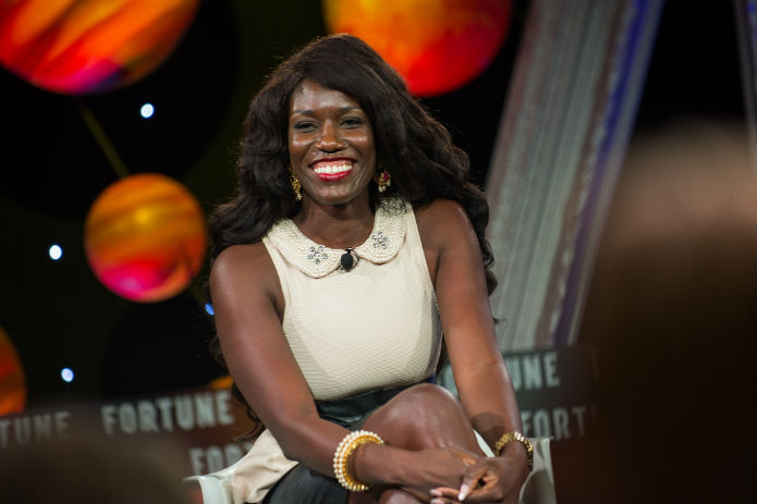dames ghanéenne unique pour la datation