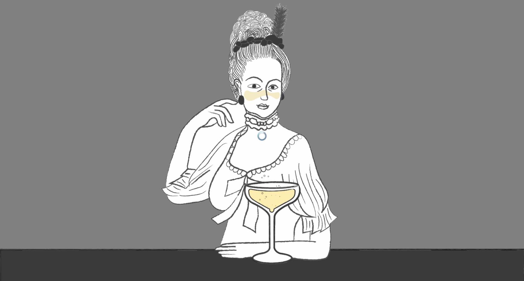 Le Sein De Marie Antoinette N A Pas Servi De Modele A Une