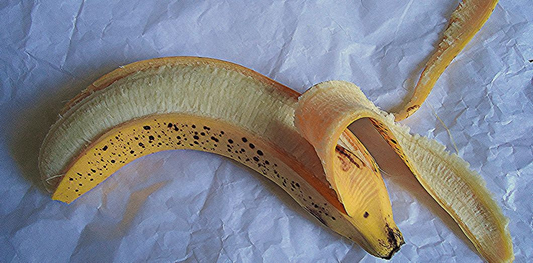 Une banane | Mauro Cateb via Flickr CC License by