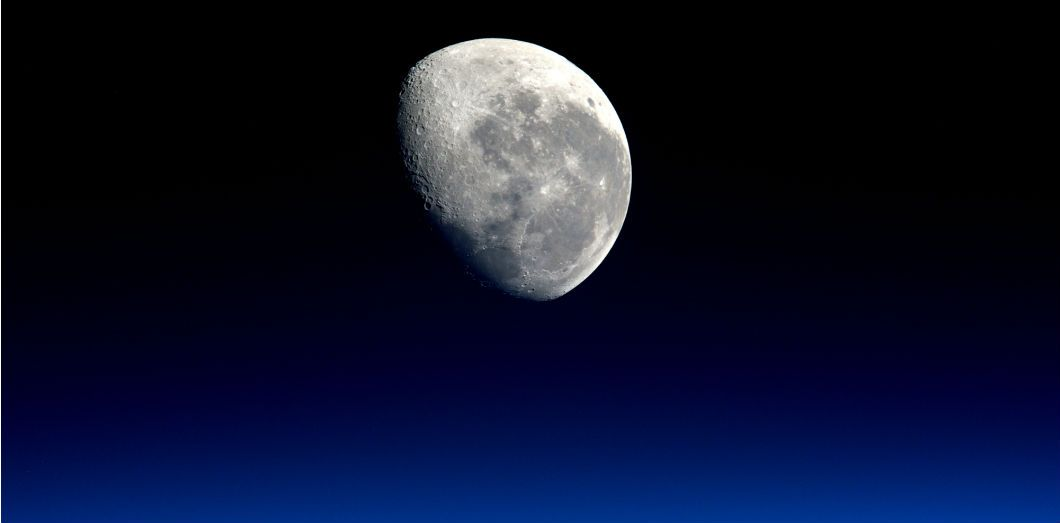 La lune vue par la Nasa | Nasa via Unsplash CC License by