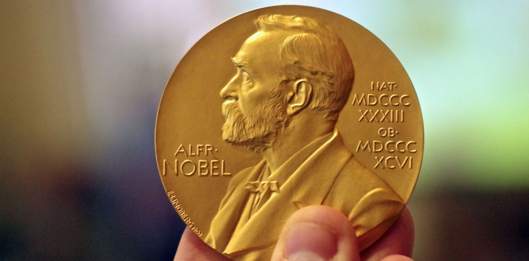 La médaille du Nobel de chimie | Adam Baker via Flickr CC License by