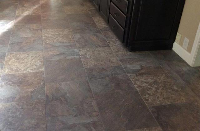 luxury vinyl plank vinyl tile