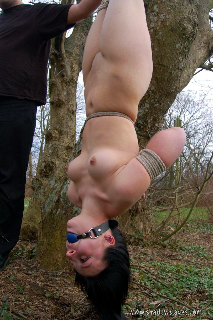 GAY RUBBER FETISH OUTDOOR GROUND