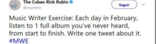 Music Writer Exercise