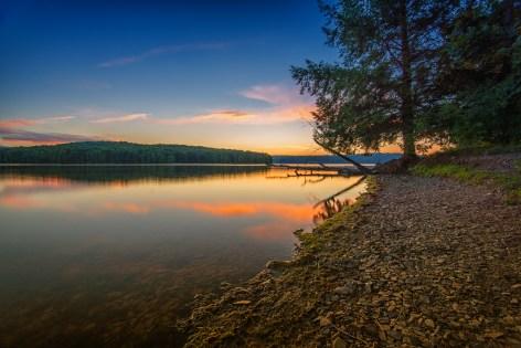 Glendale Lake Sunrise