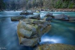 Eddy Turn, Youghiogheny River