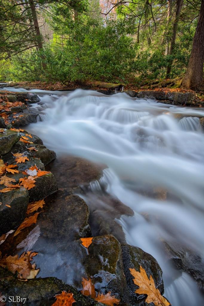 Flat Rock - Linn Run State Park