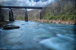 Converted PA Railroad Bridge
