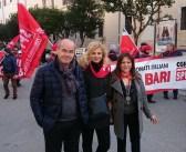 Bari, oggi mobilitazione sul tema pensioni in Piazza Prefettura