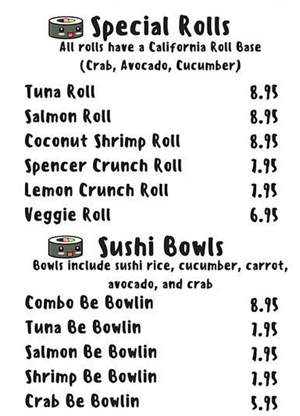 Cheap Sushi Near Me