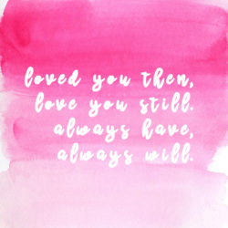 Free Printable Love Quote
