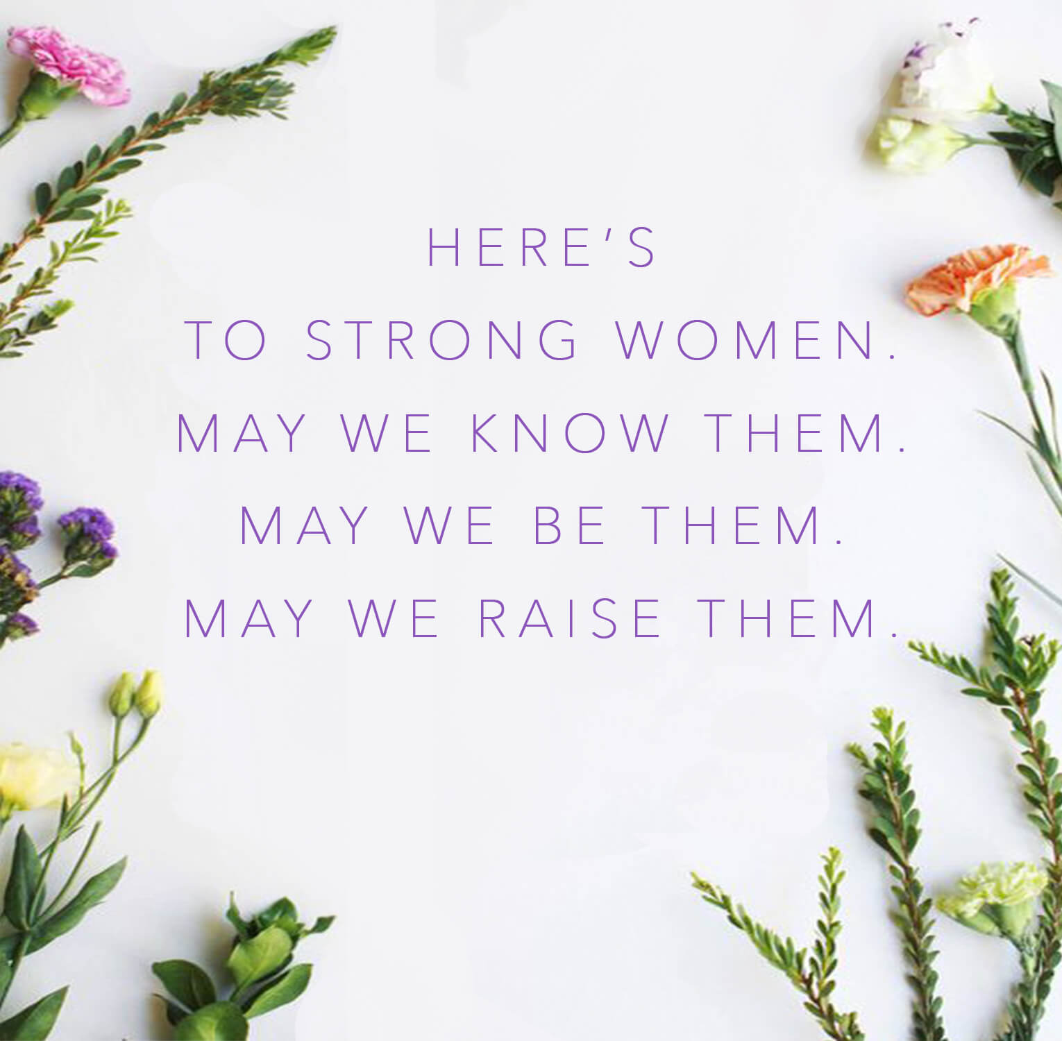 FREE PRINTABLE INTERNATIONAL WOMEN'S DAY QUOTE
