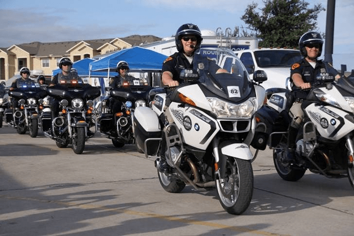 Slcpd Takes 2nd Place In National Police Motorcycle