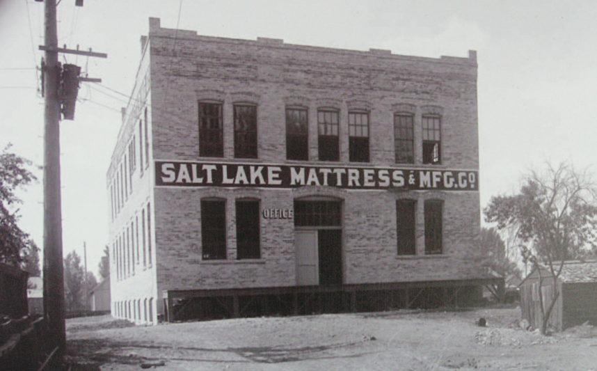 Serta Mattress Warehouse Historical Photo Depot District