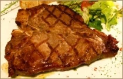 Steak und blowjob tag