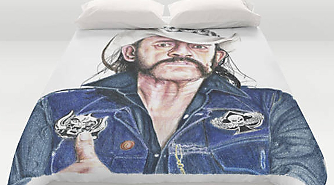 Lemmy Merchandise