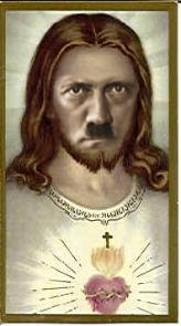 hitler jesus