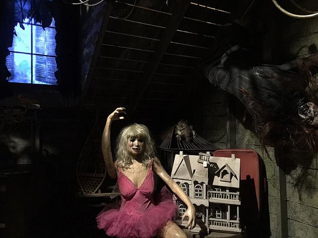 Conventions für Horror und Paranormales, Scarefest 2