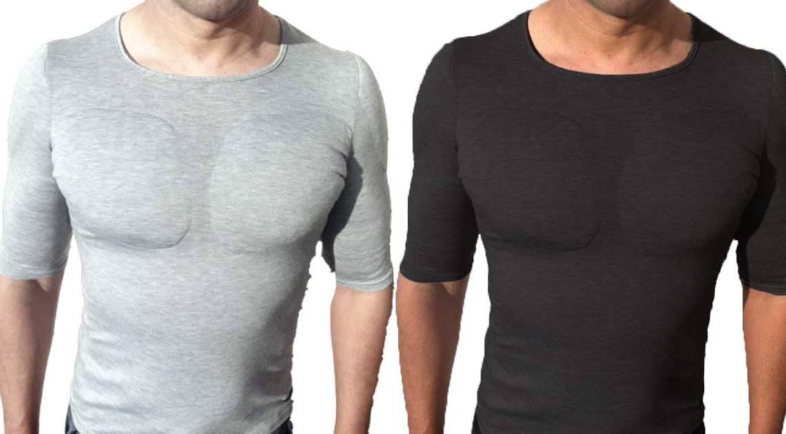 funkybod brustmuskel shirt