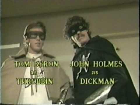 dickman and throbbin batman porno