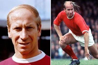 lustige Frisuren Fußballspieler mit Glatze