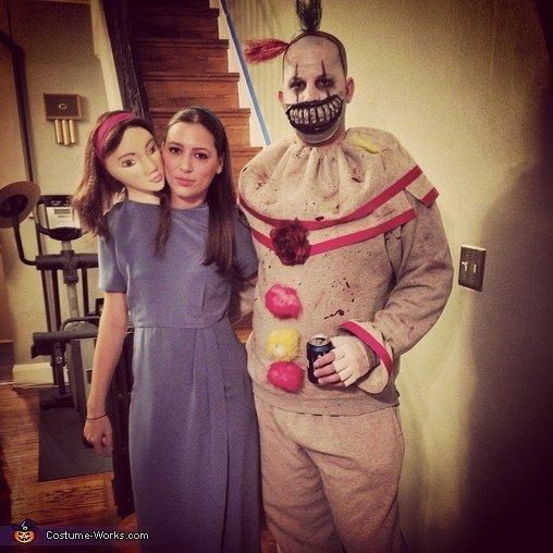 Halloween-Kostüme für Paare, die nicht stören