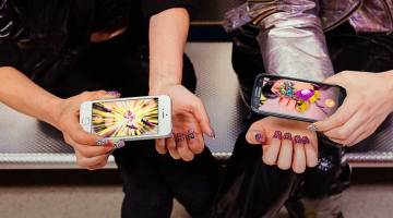 mm nails app 3d-hologramm app