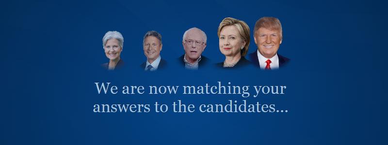 Wahl-O-Mat für USA