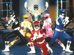 SLEAZE + Power Rangers