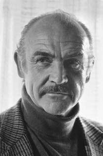 SLEAZE + Sean Connery