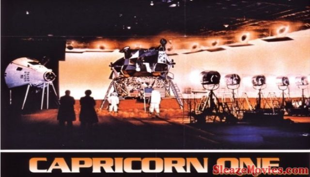 Capricorn One (1977) watch online