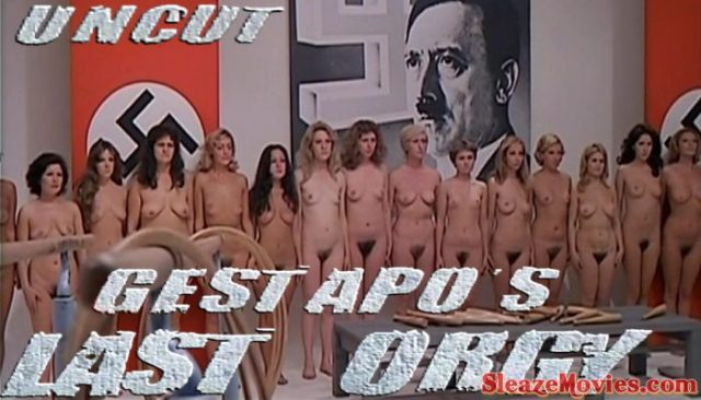 Gestapo's Last Orgy (1977) watch uncut (Remastered)