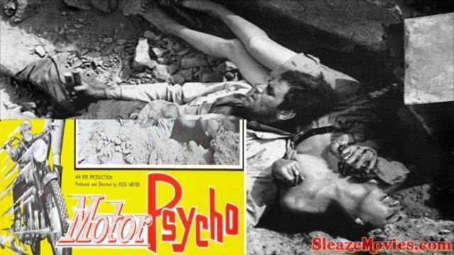 Motor Psycho (1965) Russ Meyer's Rare Thriller