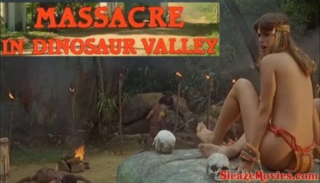 Massacre in Dinosaur Valley (1985) watch online