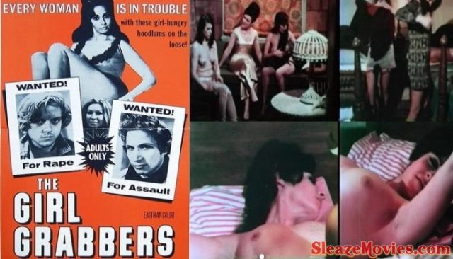 The Girl Grabbers (1968) watch online